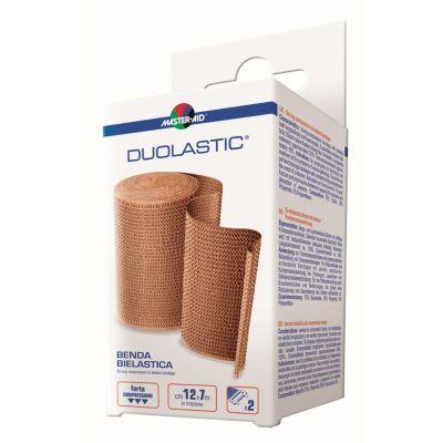 DUOLASTIC® – Kompressionsbinde mit mittlerem Zug