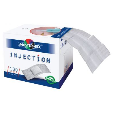 INJECTION – kleine Pflasterstrips