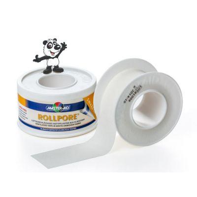 ROLLPORE® – supersensitives Spulenpflaster
