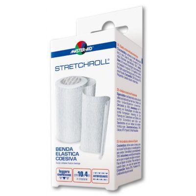 STRETCHROLL® – elastische Haftfixierbinde (fein gewebt)