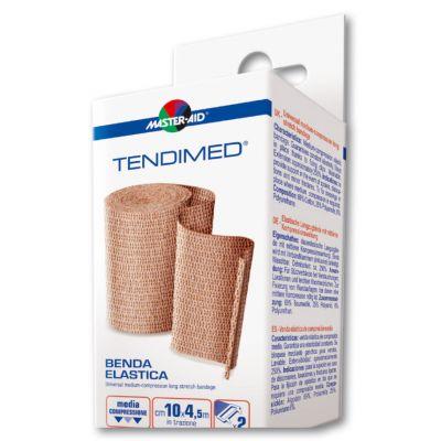 TENDIMED® – superelastische Kompressionsbinde mit langem Zug