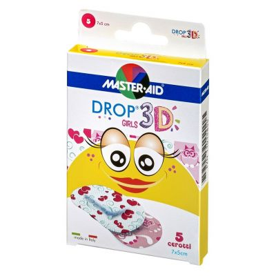 DROP® 3D GIRLS – Kinderpflaster