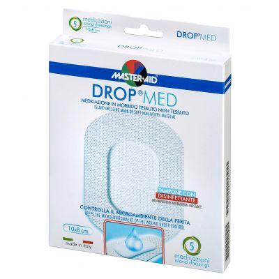 Verpackung Master Aid DROP®MED Wundverband