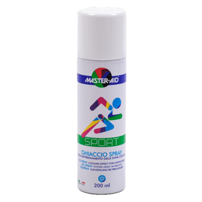 Verpackung/Sprühflasche Eisspray 200 ml