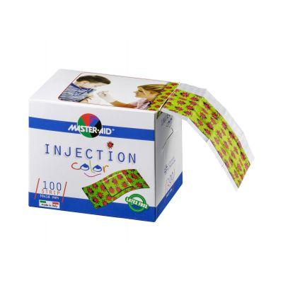 Verpackung der INJECTION color mit Marienkäfern zum Abreißen