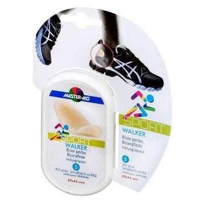 Verpackung Master Aid WALKER Blasenpflaster für die Ferse